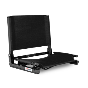 THE GAMECHANGER™ STADIUM CHAIR-BLACK