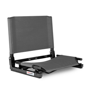 THE GAMECHANGER™ STADIUM CHAIR-GRAPHITE