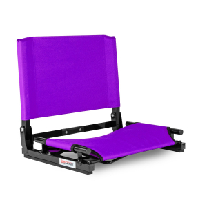 THE GAMECHANGER™ STADIUM CHAIR-PURPLE
