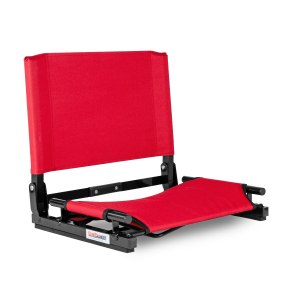 THE GAMECHANGER™ STADIUM CHAIR-RED