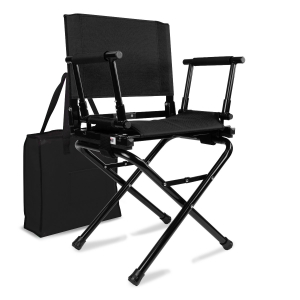 STADIUM CHAIR - SEASON TICKET HOLDER BUNDLE-STANDARD-BLACK
