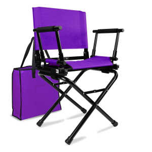 STADIUM CHAIR - SEASON TICKET HOLDER BUNDLE-STANDARD-PURPLE