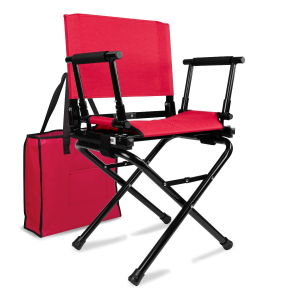 STADIUM CHAIR - SEASON TICKET HOLDER BUNDLE-STANDARD-RED