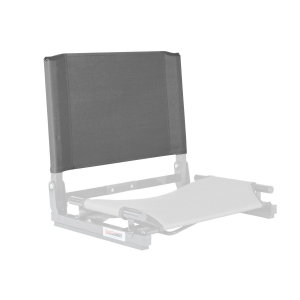 THE GAMECHANGER™ STADIUM CHAIR - REPLACEMENT BACK-GREY