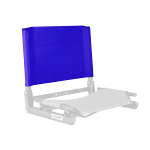 THE GAMECHANGER™ STADIUM CHAIR - REPLACEMENT BACK-ROYAL