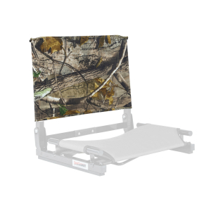 THE GAMECHANGER DELUXE™ STADIUM CHAIR - REPLACEMENT BACK-REALTREE CAMO