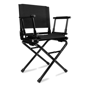 STADIUM CHAIR - SUPERFAN BUNDLE-STANDARD-BLACK