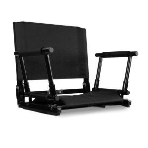 STADIUM CHAIR - FAN BUNDLE-STANDARD-BLACK