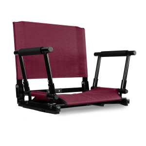 STADIUM CHAIR - FAN BUNDLE-STANDARD-MAROON