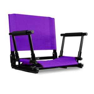 STADIUM CHAIR - FAN BUNDLE-STANDARD-PURPLE