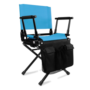 STADIUM CHAIR - TEAM MANAGER BUNDLE-COLUMBIA BLUE