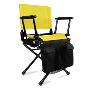 STADIUM CHAIR - TEAM MANAGER BUNDLE-GOLD