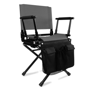 STADIUM CHAIR - TEAM MANAGER BUNDLE-GRAPHITE