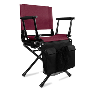 STADIUM CHAIR - TEAM MANAGER BUNDLE-MAROON