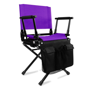 STADIUM CHAIR - TEAM MANAGER BUNDLE-PURPLE