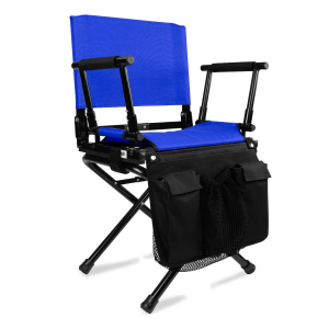 STADIUM CHAIR - TEAM MANAGER BUNDLE-ROYAL