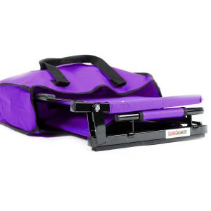 STADIUM CHAIR CARRY BAG-PURPLE
